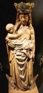 Maria van Hoorn in het Westfries museum.
